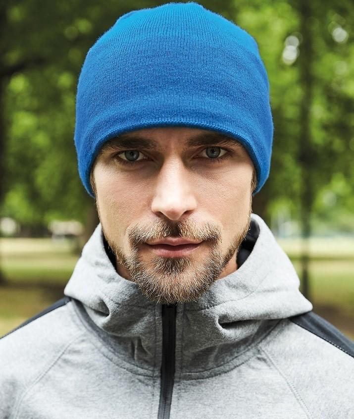 beanie yorkshire beard club bobble hat