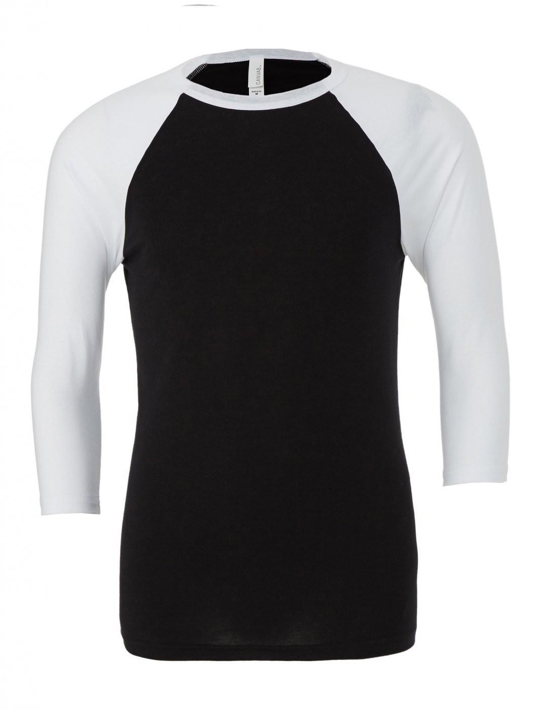 05c4ded0af7 Tri-blend 3 4 Sleeve Baseball T-shirt by Bella   Canvas (BE100)