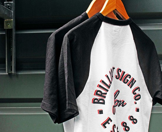 T Shirt Printing Birmingham | Clothing Printing Near Me | Banana Moon