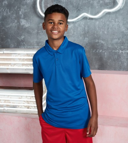 c3a9af4570f0 JC040B - Kids Cool Polo (Gallery image 0)