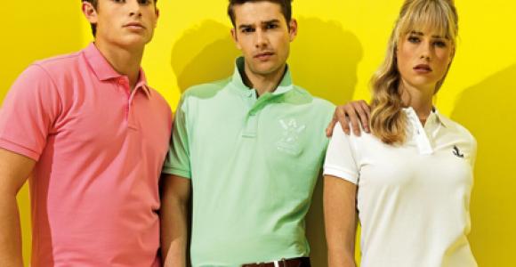 189d9c938 Embroidered Polos - Printed & Custom Polo Shirts | Banana Moon