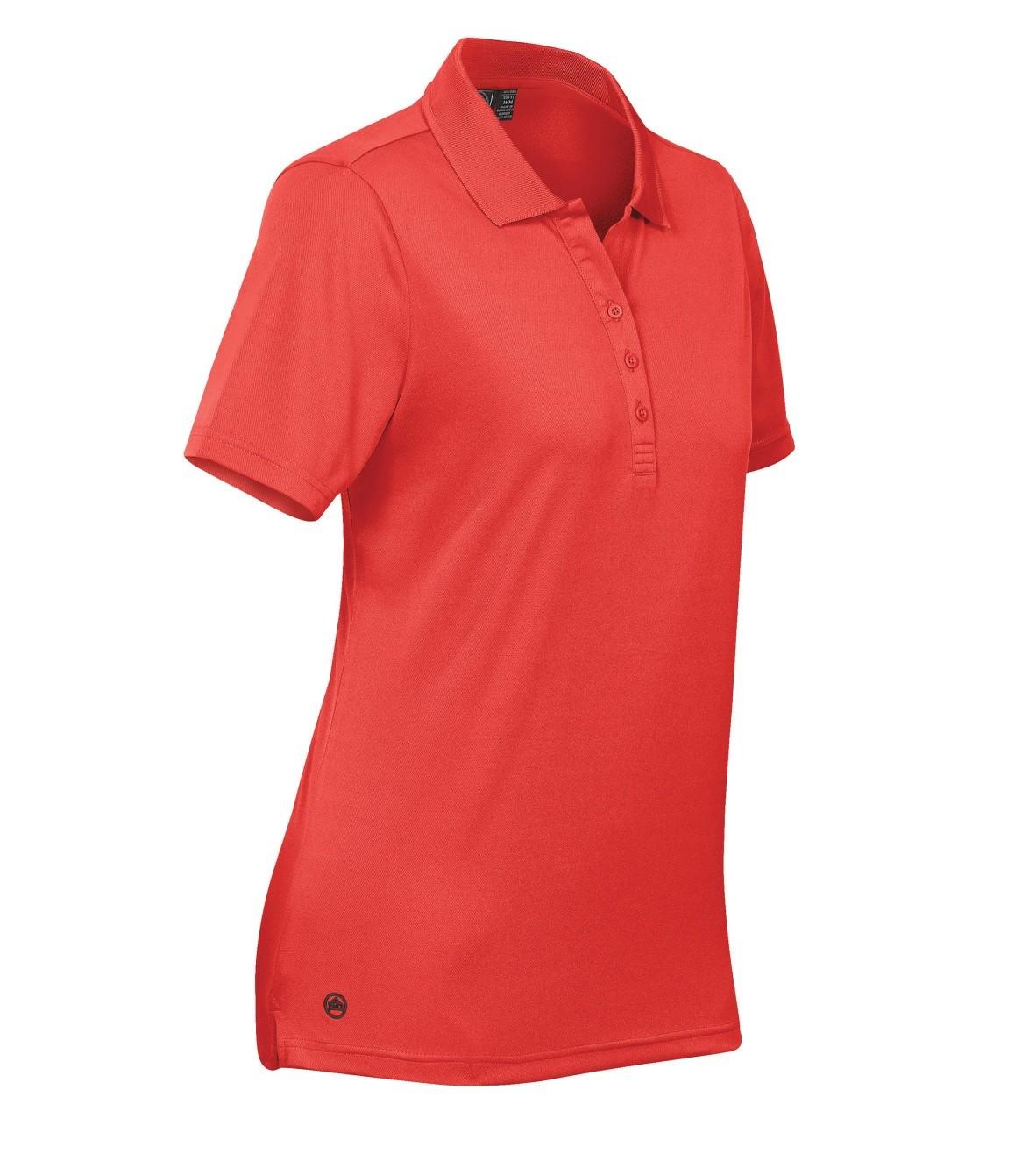 7178c432057c Personalised, Custom, & Printed Womens Polo Shirts   Banana Moon