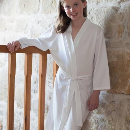 Personalised Kids Dressing Gowns Nightwear Banana Moon